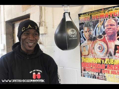 'The CAT' - Carl Thompson's Boxing Story - Part 1