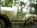 Serra Off Road Jeep 4x4 Na Trilha De Vacaria 2008