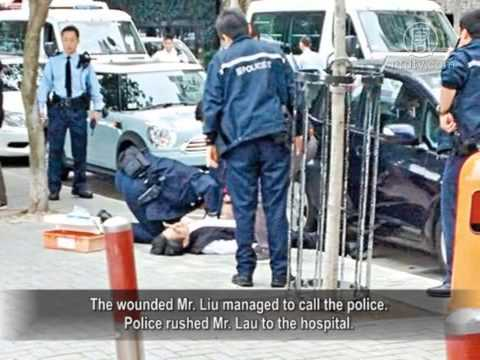 Former Ming Pao Chief Editor Stabbed, Attackers Wanted