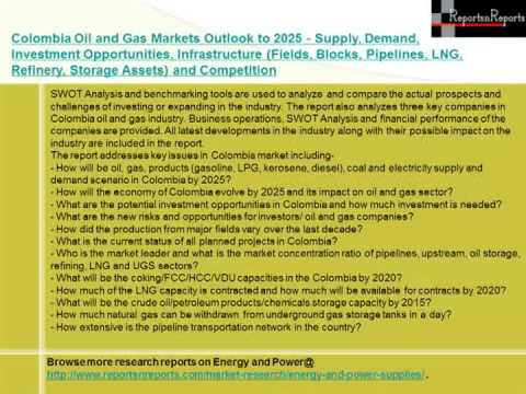 Colombia Oil and Gas Industry to 2025