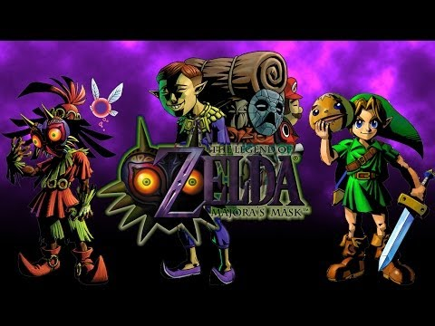 Majora's Mask Graythrough/ Playthrough Pt.33