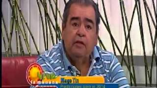 Predicciones Mago Yin 2014 Viva La Mañana 26-12-2013