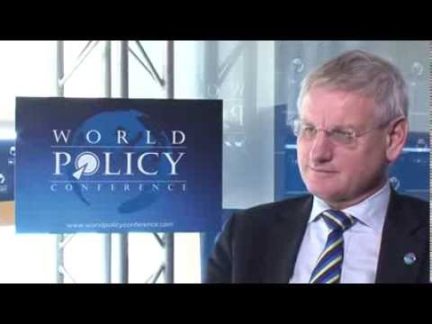 World Policy Conference 2013 - Carl BILDT