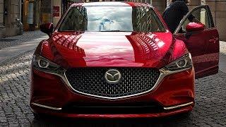 Mazda6 (2018) Ready to fight Honda Accord. YouCar Car Reviews.