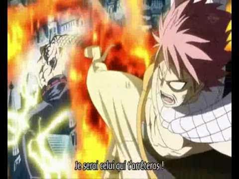 Amv Fairy Tail Natsu Vs Luxus