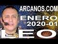 Video Horóscopo Semanal LEO  del 29 Diciembre 2019 al 4 Enero 2020 (Semana 2019-53) (Lectura del Tarot)