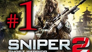 Sniper Ghost Warrior 2 Walkthrough Part 1 [1080p HD