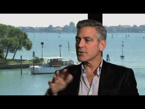 George Clooney's Official 'Gravity' Interview