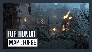 FOR HONOR - Forge Pálya