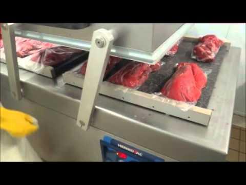 Proceso Comercializadora de Carnes - Empacado al Vacio y Termoencogido