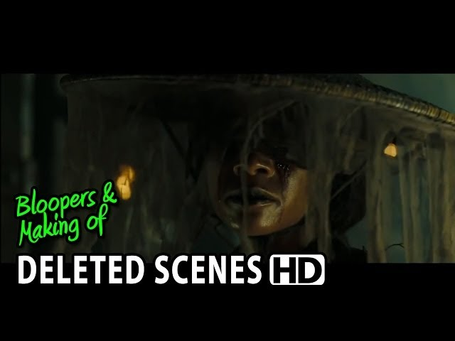 Pirates of the Caribbean: At World's End (2007) Deleted, Extended & Alternative Scenes #1