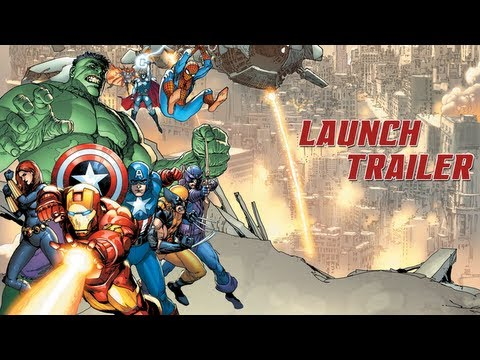 Marvel Avengers: Battle for Earth Launch Trailer