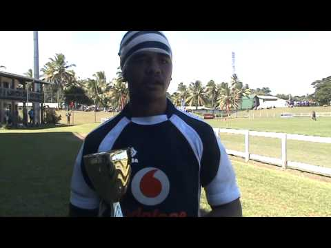 Words from the winning U15 Ratu Navula Captain