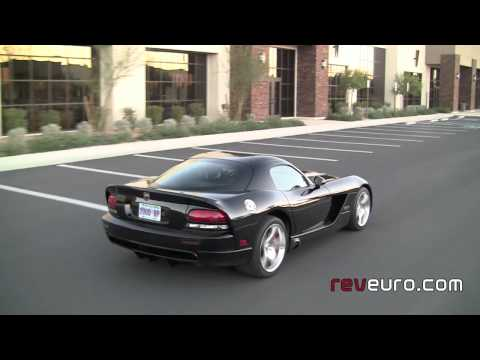 Dodge Viper twin turbo racing solutions 1500hp