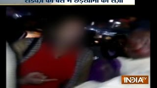 Man teases girl in bus, gets beaten-up publicly in Basti