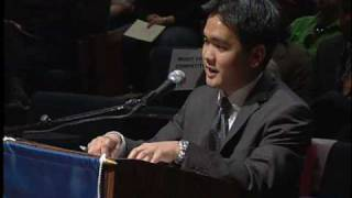 2009 McBaine Moot Court Competition Final Round