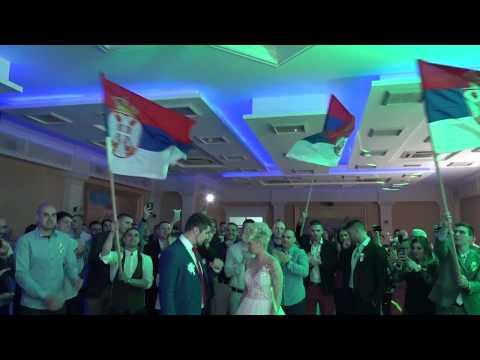 Svečana sala Srbija Detalj sa svadbe