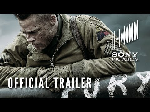FURY - Official Trailer - In Theaters November