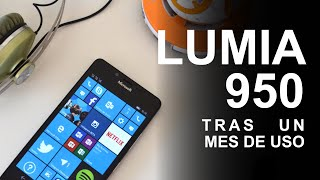 Lumia 950: lo mejor y peor de un Windows 10 Mobile de 450 euros