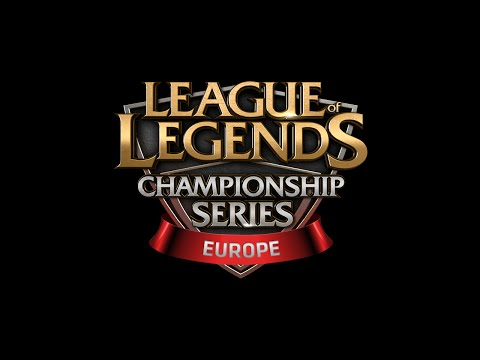 LCS 2014 EU Summer W11D1 + EUCS Summer 2 3rd/4th Superweek