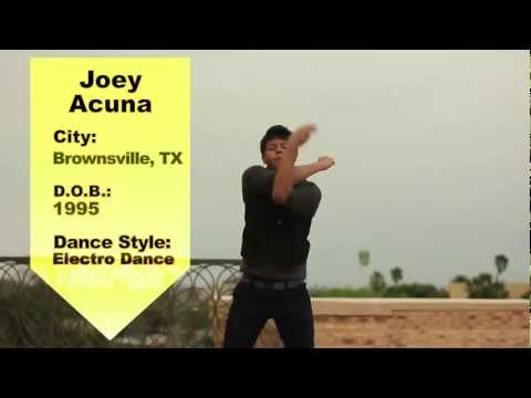 Joey Acuna | Electro Dance Tutorial Part 3 | Texas Electro Movement