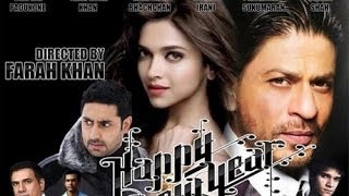 Happy New Year Official Trailer Movie 2014 Ft Shahrukh