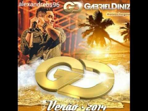 Gabriel Diniz - Amor de copo (Promo de Verão 2014)