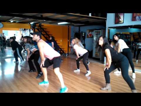 Popozão Saiddy Bamba Coreografia Troupe Dance do Brasil 2013