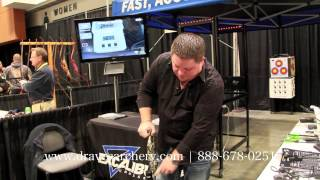 2014 ATA SHOW: Excalibur NEW Matrix 405 Mega Crossbow