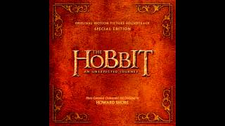 09 The Forest River The Hobbit 2 [Soundtrack] Howard