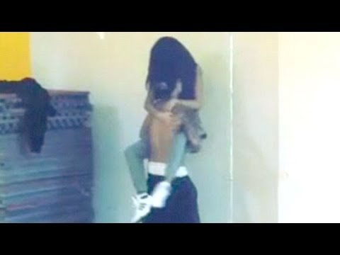 Justin Bieber Grinding With Selena Gomez - Sexy Video