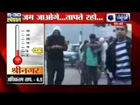India News  Sudden change in Delhi's weather 001