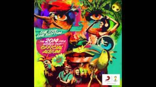 Tatu Bom De Bola (The Official 2014 FIFA World Cup