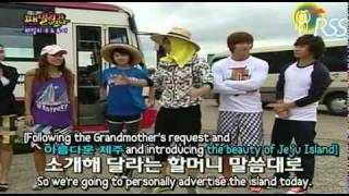 ♡ Ha Ji Won Family Outing Episode 68 (1/10)