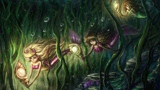 Celtic Mermaid Music Merfolk Kingdom