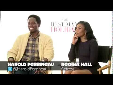 Best Man Holiday Interviews: Best Friends, Sexting, Owning Scandals & More