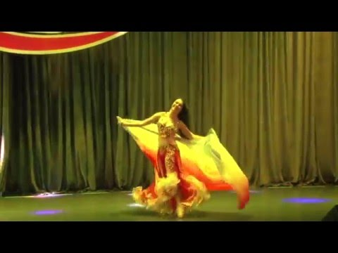 Turkish Belly Dancer - Yulianna Voronina Belly Dancer | Beautiful Turkish Belly Dancer