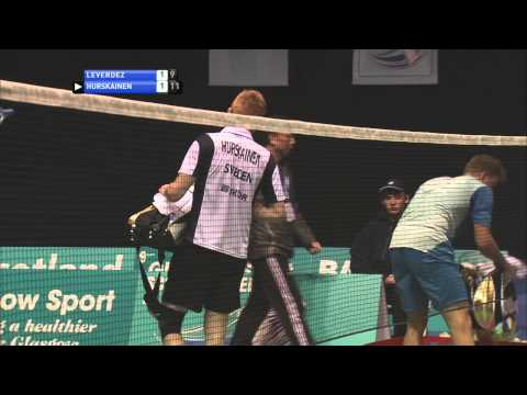 Scottish Open Grand Prix finals highlights by Televideo