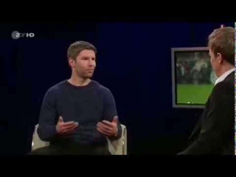 Thomas Hitzlsperger bekennt sich zu seiner Homosexualität - Das ganze Fernseh-Interview im ZDF