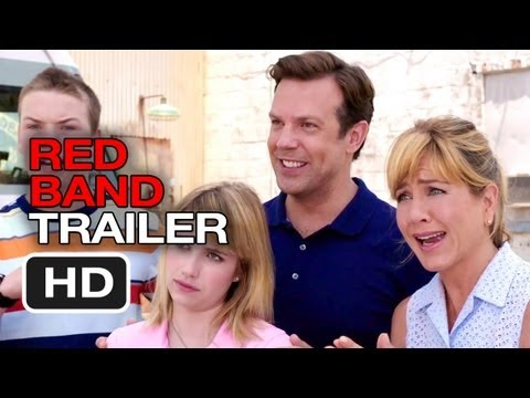 We're The Millers Official Red Band Trailer #2 (2013) - Jennifer Aniston Comedy HD
