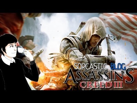 Мнение о Assassin's Creed 3 (Sorcastic Blog)