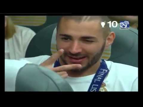 Karim Benzema Smiles To You
