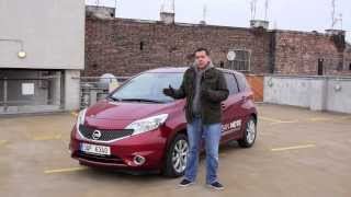 (ENG) 2014 Nissan Note Tekna 1.5 DCi Test Drive And Review