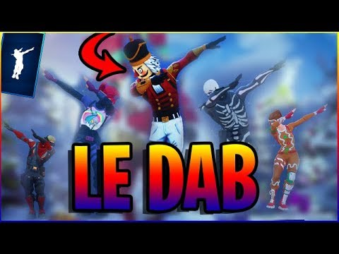 DAB = WIN SUR FORTNITE ??