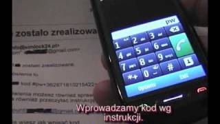 Unlocking Nokia C7 By Code Enter Unlock Code