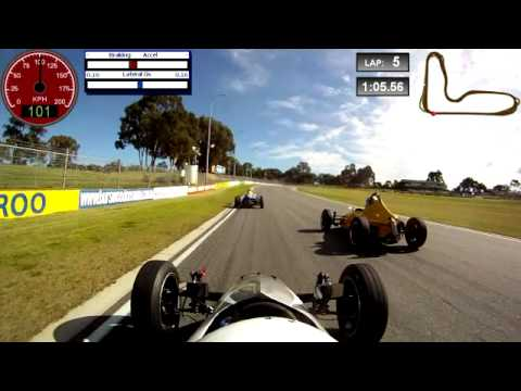 Auto Racing Formula  on Fabian Welter Formula Vee