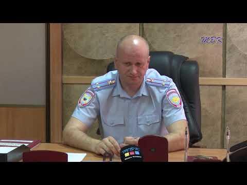 Главный полицейский Бердска Владимир Соколов получил звание полковника МВД