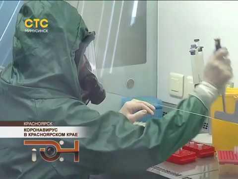Коронавирус в Красноярском крае