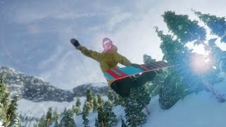Infinite Air with Mark McMorris - World Editor Trailer
