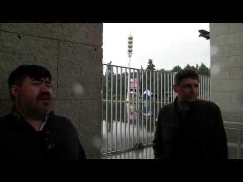Борис Рожин на ВДНХ: о гуманитарной помощи